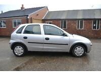 Vauxhall Corsa 1.2 Only 71k Genuine Milage 2 Owners From New!