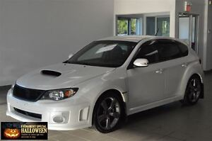 2010 Subaru Impreza WRX STi SPORT-TECH*PKG*GARANTIE*SILVER/WHEEL