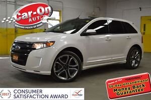 2014 Ford Edge SPORT AWD LEATHER PANO ROOF NAV REMOTE START