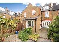 A BRIGHT AND SPACIOUS TWO DOUBLE BEDROOM CONVERSION APARTMENT WITH PRIVATE GARDEN ON MUNCASTER ROAD