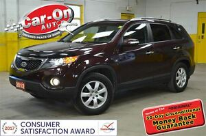 2012 Kia Sorento HEATED SEATS LOW KMs