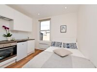 Beautiful Studio in Shepherds Bush, Water and Council Tax included