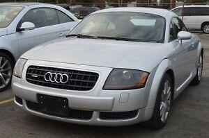2005 Audi TT 1.8L (M6)