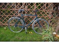 """Mens Giant City Bike - Suit tall person 24"""" frame - 18 speed"""