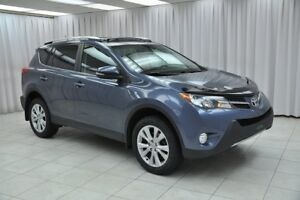 2013 Toyota RAV4 LIMITED AWD SUV w/ BLUETOOTH, NAVIGATION, HEATE