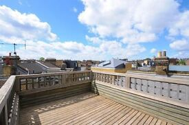 4 bedroom flat to rent in Fulham *includes a large private terrace*