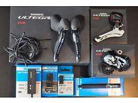 Shimano Ultegra Di2 6870 Upgrade Kit Group - Internal Battery - 11s Groupset