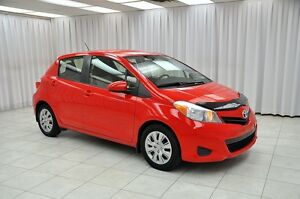 2013 Toyota Yaris LE 5SPD 5DR HATCH w/ BLUETOOTH, A/C, USB/AUX P