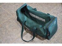 Kookaburra cricket kit bag