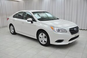 2015 Subaru Legacy 2.5L AWD SEDAN w/ BLUETOOTH, HEATED SEATS, BA