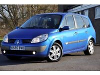 2006 Renault Grand Scenic 2.0 VVT Dynamique 5dr+FREE WARRANTY+JUST SERVICED+MPV+SEVEN SEATER