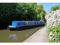 Canal Narrow Boat Holiday on RAMMY LINE 20 August 7 Nts 6 Berth @ Alvechurch