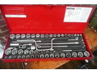 BRITOOL NA760C socket set