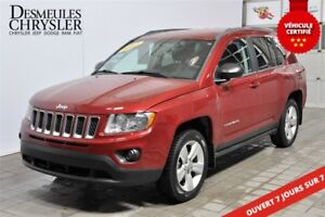 2012 Jeep Compass Sport**CVT**MAGS**JAMAIS ACCIDENTÉ**