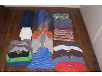 Boys clothing bundle 3-5yrs