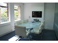Modern Newly Refurbished 1000 sq ft Office Space for Rent in Central Bournemouth