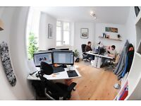 Serviced office suites available in luxury, unique West End period property