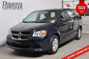 2014 Dodge Grand Caravan SE**BLUETOOTH**7 PASSAGERS