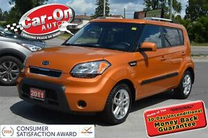 2011 Kia Soul 2U BURNT ORANGE