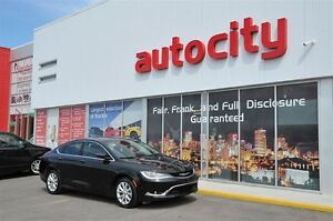 2015 Chrysler 200 C V6 Kijiji Managers Ad Special Now Only 23450