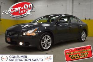2013 Nissan Maxima SL 3.5L LEATHER SUNROOF