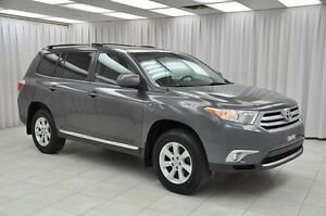 2013 Toyota Highlander JUST REDUCED!! FWD 7PASS SUV w/ A/C, CRUI