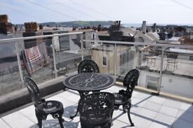6 Bedroom Stunning Student House with Roof Terrace with Sea Views very close to university