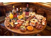 Waiting and bar staff needed - Spanish Tapas restaurant - East London