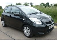 Toyota Yaris - 2009 - Full Service History - 2 Remote keys - Excellent Condition - MOT 28/2/18