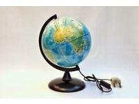 illuminated globe ORION 25