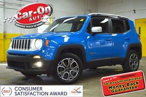 2015 Jeep Renegade Limited 4x4 LEATHER