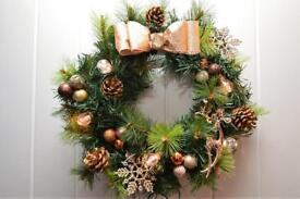 Christmas Wreaths, decorations