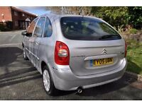 Citroen Xsara Picasso 1.6 petrol 5 door, Manual 2005, 12 Months Mot