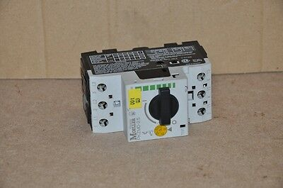 Motorschutzschalter, Moeller, PKZM0-2,5, Einstellbar 1,6-2,5A,