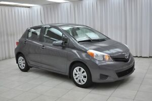 2014 Toyota Yaris LE 5DR HATCH w/ BLUETOOTH, A/C, POWER W/L/M, U