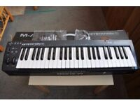 M-Audio Keystation 49 MIDI controller, Excellent as new condition fully boxed, Thatcham, Berkshire