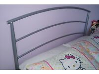 Headboard double bed excellent condition