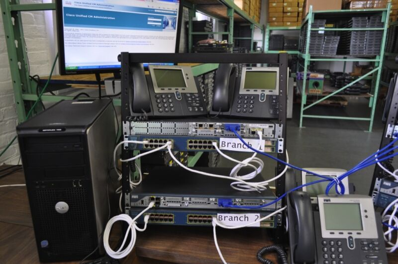 Complete CISCO CCNP VOICE ( CCVP ) and CCIE VOICE LAB CUCM 9.1.1