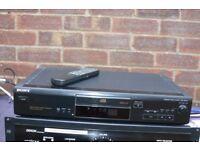 SONY CDP-XE-310 CD PLAYER