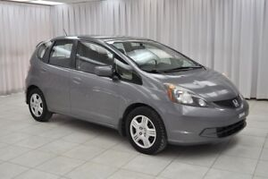 2013 Honda Fit 1.5L 5DR HATCH w/ BLUETOOTH, POWER W/L/M, KEYLESS