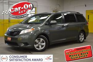 2013 Toyota Sienna REAR A/C, TINTED GLASS ALLOYS
