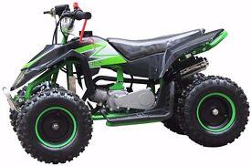 New 49cc Kids Quad Bike Z20 Free Uk Delivery