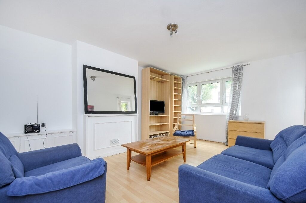 A three double bedroom flat located moments from Fulham Broadway tube, Cassidy Road, SW6