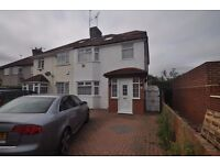 Large four bedroom house to let