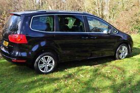 Seat Alhambra II 2.0 SE CR TDI 170HP DSG Ecomotive Full Seat Dealer History