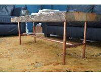 Reclaimed Driftwood Coffee Table