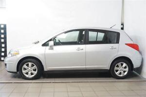 2012 Nissan Versa 1.8 SL (CVT) BAS KILOMÉTRAGE