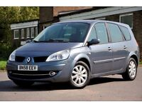 2008 Renault Grand Scenic 2.0 VVT Dynamique 5dr+MPV+AUTOMATIC+12 MONTHS MOT+READY TO DRIVE AWAY