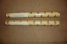 WALLPAPER – GALLIARDS CAPELLO 01 - X2 ROLLS