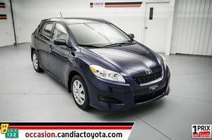 2013 Toyota Matrix * AUTO * AC * PACK ELECTRIQUE *
